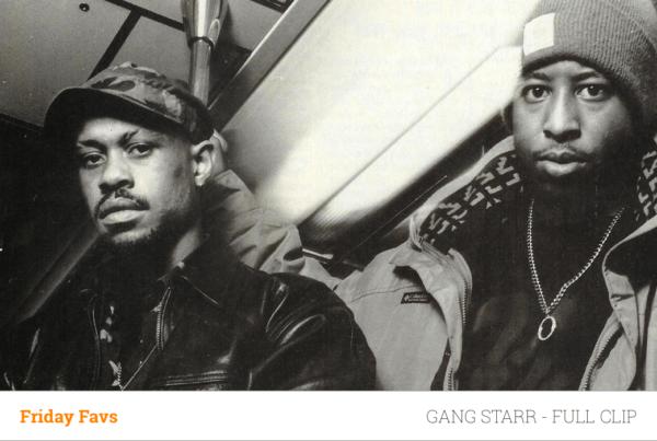 TSD.FridayFavs - GangStarr