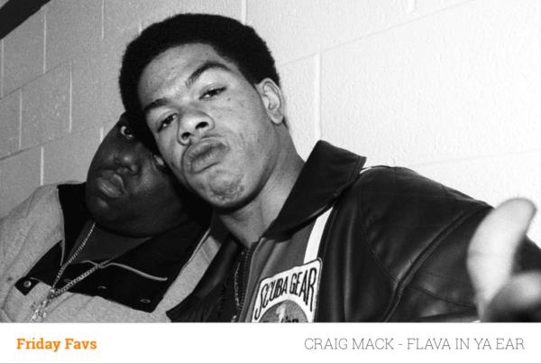 TheSirDuke-FridayFav-Craig Mack